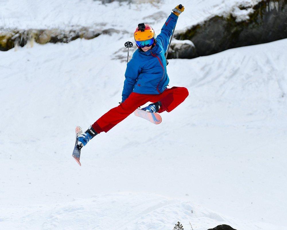 Smugglers' Notch Ski & Snowboard Club Coaches
