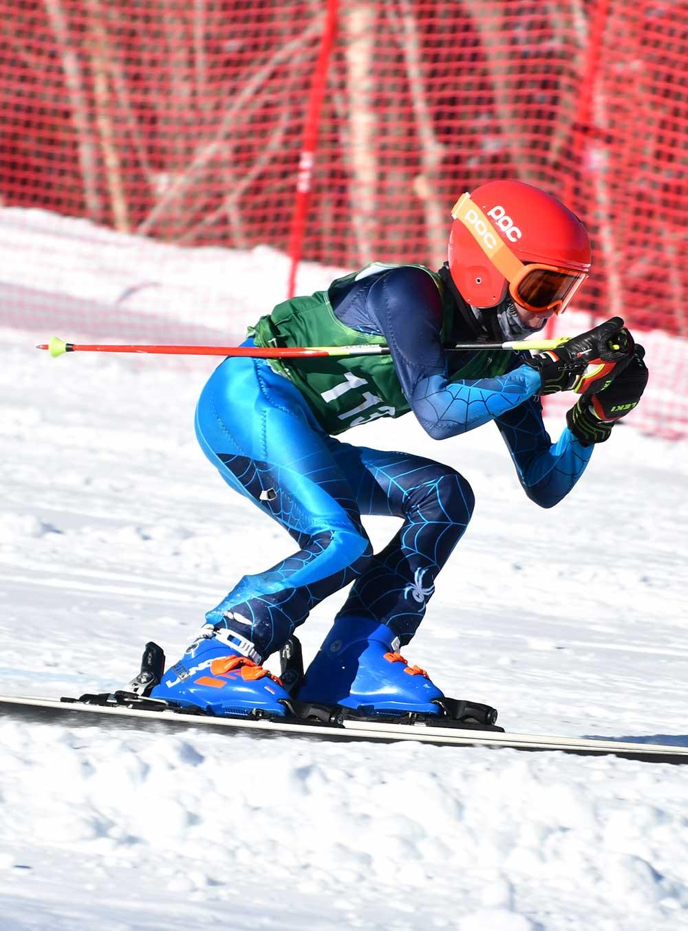 Smuggler Notch Ski Club Race Team